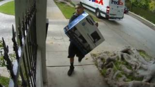 Repeat youtube video Deliveries gone wild