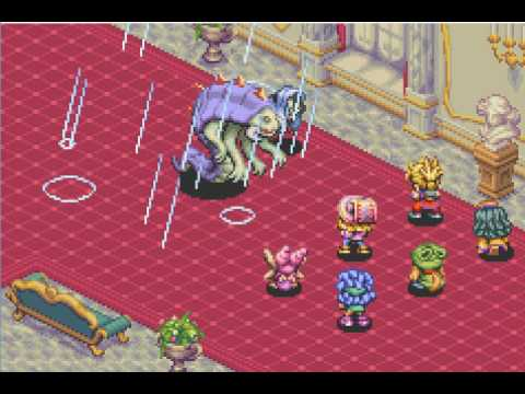 Magical Vacation GBA english playthrough P10 Boss fights