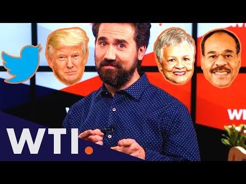 Trump And The Democrats Vs. Free Speech | We The Internet TV