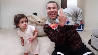 BABY vs. YOUTUBER DANCE CHALLENGE!!!