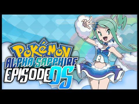 Pokémon Alpha Sapphire   Lisia Is Freakin' Adorable   Ep.5