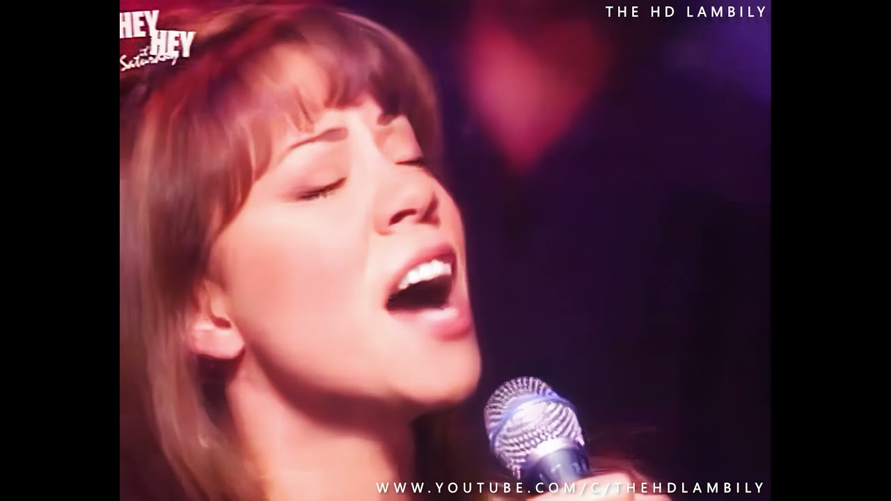 Download (1080P) Mariah Carey - Anytime You Need a Friend (Hey Hey, it's Saturday 1994)