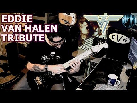 Eruption - Eddie Van Halen Tribute