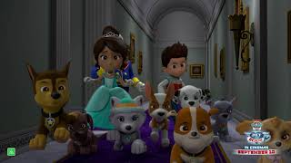 PAW Patrol: Jet to the Rescue | Chase the Thief Clip