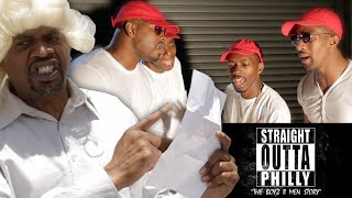 "Straight Outta Compton Parody: Straight Outta Philly ""The Boyz II Men Story"" #ADDMovies"