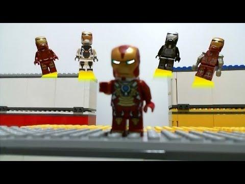 LEGO : IRON MAN