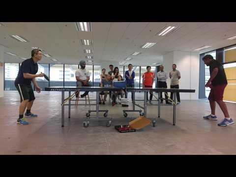 Tableau Singapore Table Tennis
