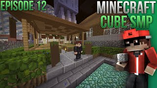Minecraft Cube SMP! Ep. 12 - Assassination!