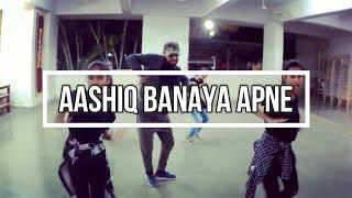 Aashiq Banaya Aapne | Hate Story 4 | Urvashi Rautela | Neha Kakkar | Dance Choreography