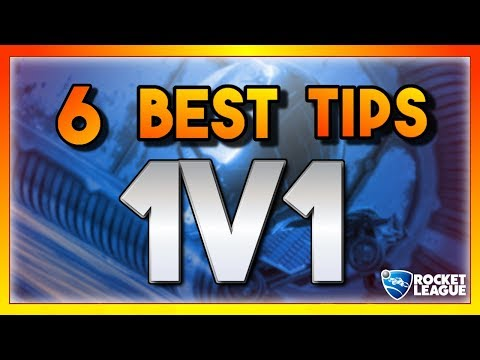6 Tips To Help You Rank Up In 1v1 - Rocket League thumbnail