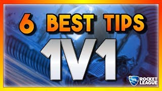 6 Tips To Help You Rank Up In 1v1 - Rocket League Video