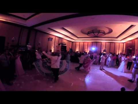 Monica & Louis Wedding - Panamanian Dancing