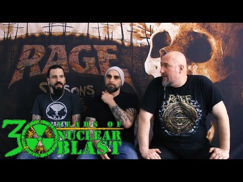 RAGE - Seasons Of The Black (OFFICIAL TRACK BY TRACK #1)