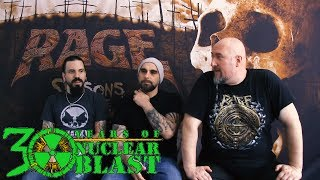 RAGE – Seasons Of The Black (OFFICIAL TRACK BY TRACK #1)