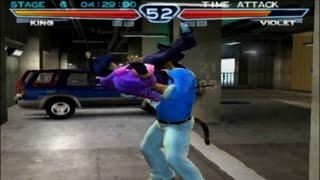 Tekken 4: Time Attack Mode - King thumbnail