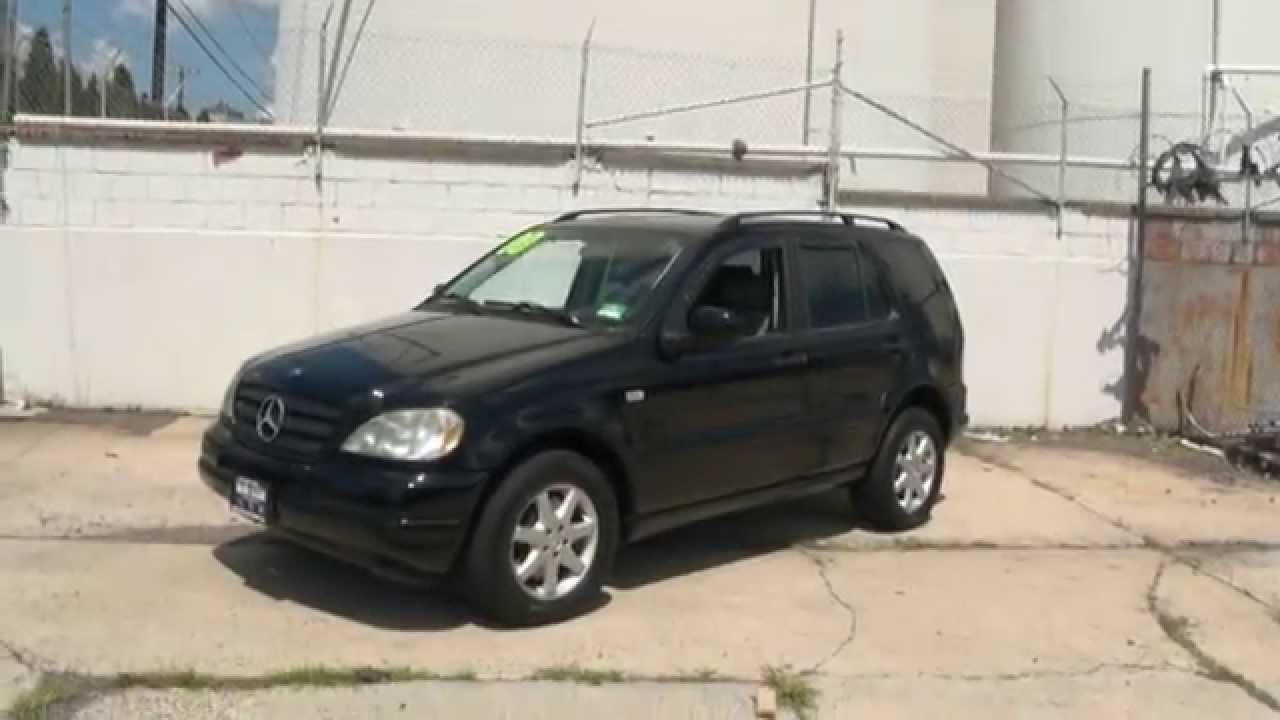 2000 mercedes benz ml class ml430 4matic youtube for Mercedes benz parts in seattle