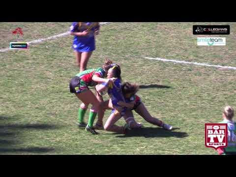 2017 Illawarra RL Open Women's Grand Final Highlights - Corrimal Cougars v Berkeley Eagles