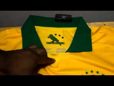 Cheap Wholesale Review of Nike Brazil Home Jersey 2013 2014