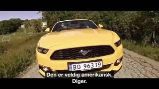Ford Mustang - Biltips med Jan Erik Larssen
