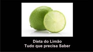 Dieta do Limão - Emagreça 12Kg em 1 mês
