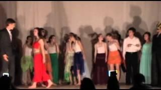 2 смена 2014 Спектакль Монте Кристо