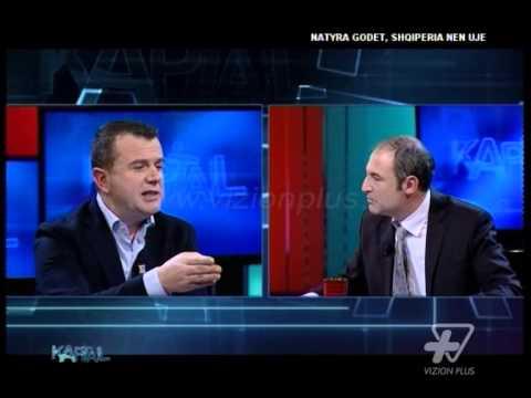 Kapital - Shqiperia nen uje. Pj.2 - 6 Shkurt 2015 - Talk show - Vizion Plus