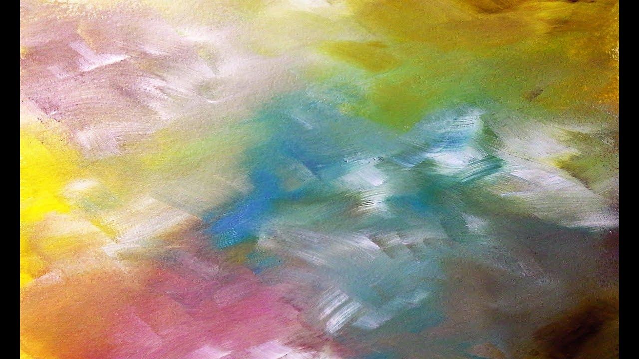 Acrylmalerei Hintergrund Ideen 1 Acrylic Painting Background Ideas