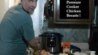 Best Pressure Cooker Chicken Breasts