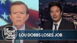 Tom Brady Wins Seventh Super Bowl, Lou Dobbs Loses Fox Show | The Tonight Show