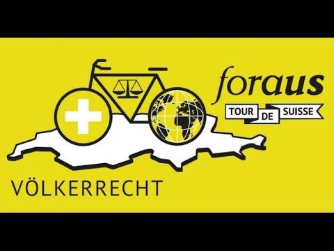 Tour de Suisse – Völkerrecht | Droit international