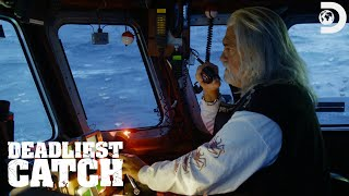 Wild Bill Faces Rough Waters at the King Crab Finish Line | Deadliest Catch