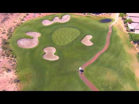 Tour Coral Canyon Golf Club St. George Utah