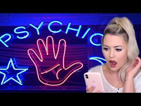 I Called An Online Psychic... **SHOCKING**