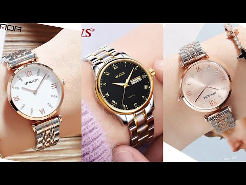 Most Stylish And Classy Branded Wrist Watches For Girls