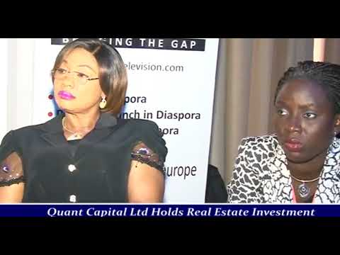 QUANT CAPITAL LTD HOLDS A SEMINAR ON REAL ESTATE IN LAGOS