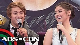 Enrique admits his feelings for Liza