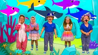Baby Shark  Kids Songs and Nursery Rhymes by Kids Liza