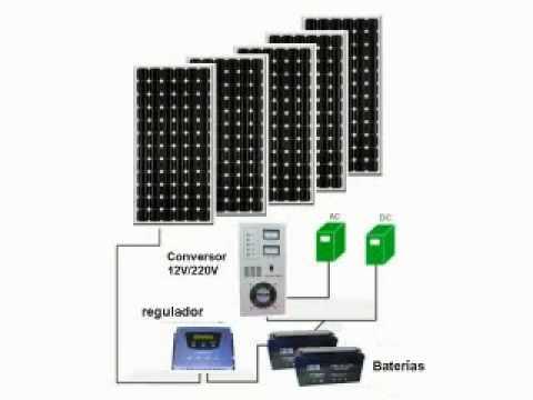 instalacion de paneles fotovoltaicos: