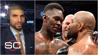 Instant Reaction: Israel Adesanya beats Yoel Romero at UFC 248 | SportsCenter