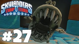 Skylanders Trap Team: Ch. 16 The Golden Desert  - Part 27 (Gameplay, Commentary)