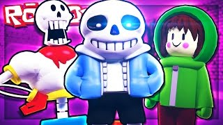 UNDERTALE IN ROBLOX!
