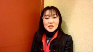 明治座が、御園座で「早乙女太一特別公演」観劇後の感想をお客様に伺い...