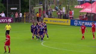 RSC Anderlecht v. Mainz 05, Match Highlights