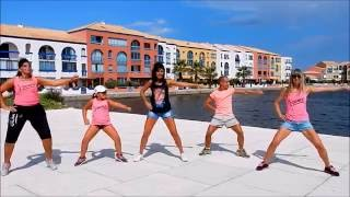 Zumba 2016 - La era del moombahton  - dj tombs by J'Dance inspiré de Live love party