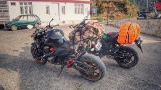 Riding SUPERBIKES to PUNJAB | Chail to Chandigarh | BOOM BOOM