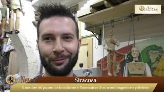 Alla scoperta del mondo dei pupi Siciliani