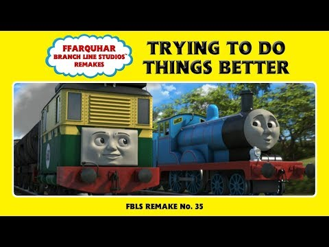 FBLS Remakes: Trying to Do Things Better