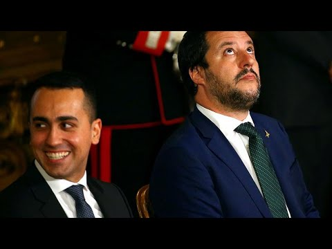 Euronews:Forcing Salvini to the opposition benches could change his behaviour, says pollster