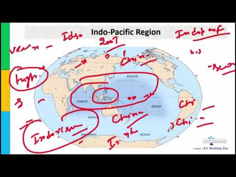 Indo Pacific Region 8 July