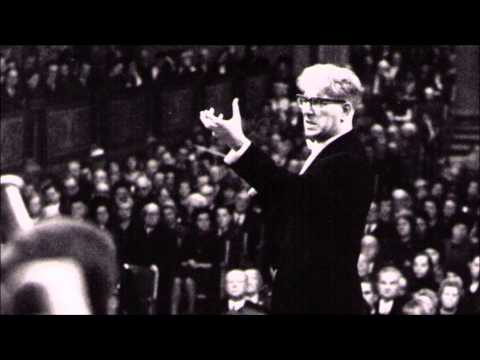Georg Ludwig Jochum conducts Bach's 'St. Matthew Passion' (1961, radio broadcasting from Chile)